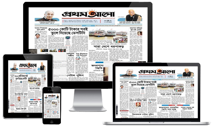 Example About Online News Paper